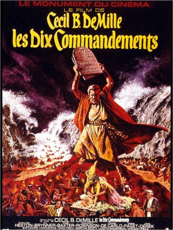 [MU] [DVDRiP] Les Dix commandements