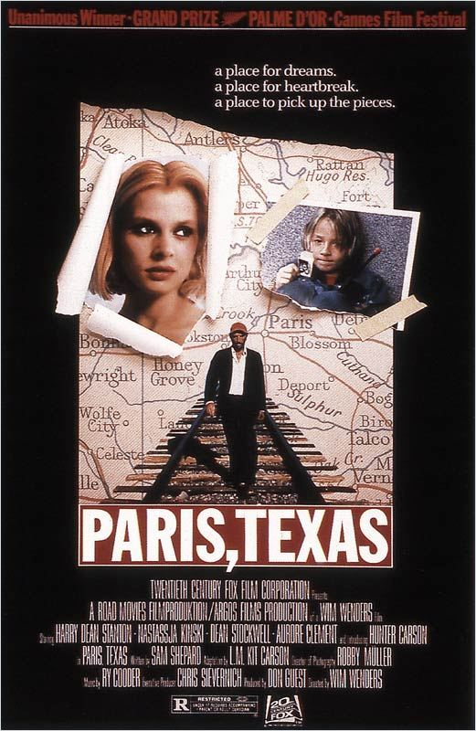 [MULTI] Paris, Texas [DVDRiP l VOSTFR]