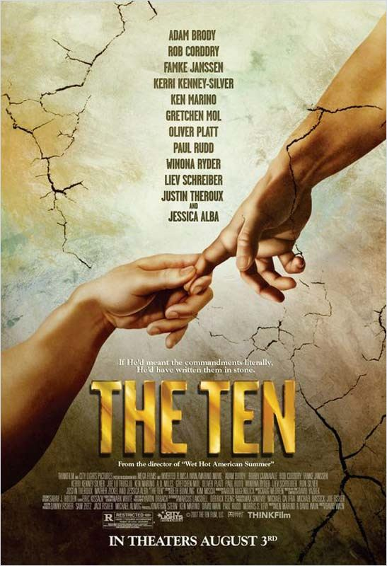 [FS] [DVDRiP] The Ten [ReUp 19/04/2011]