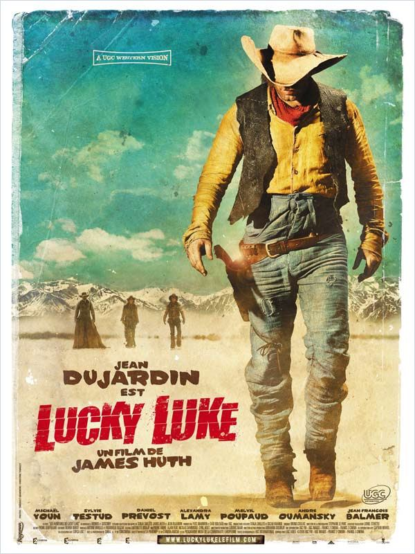 [MULTI] Lucky Luke [DVDRip]