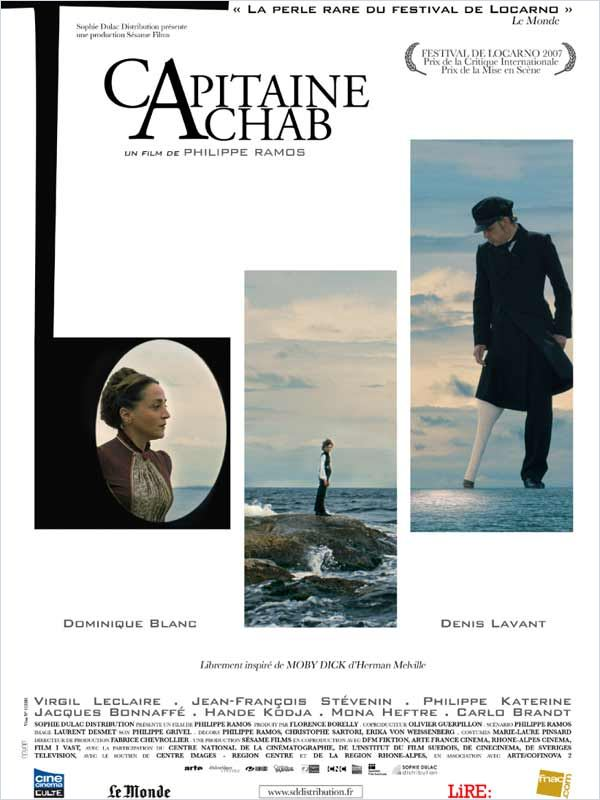 [UD] [DVDRiP] Capitaine Achab [FRENCH]