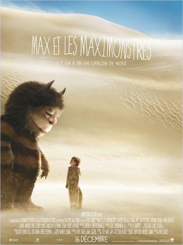 Max et les Maximonstres dans Sorties cine 19169513