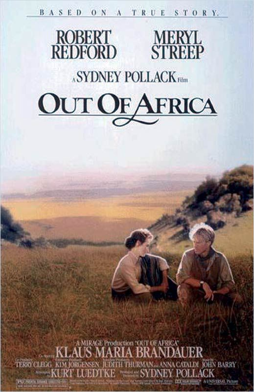 Out of Africa [TRUEFRENCH] [DVDRIP] [FS-US]
