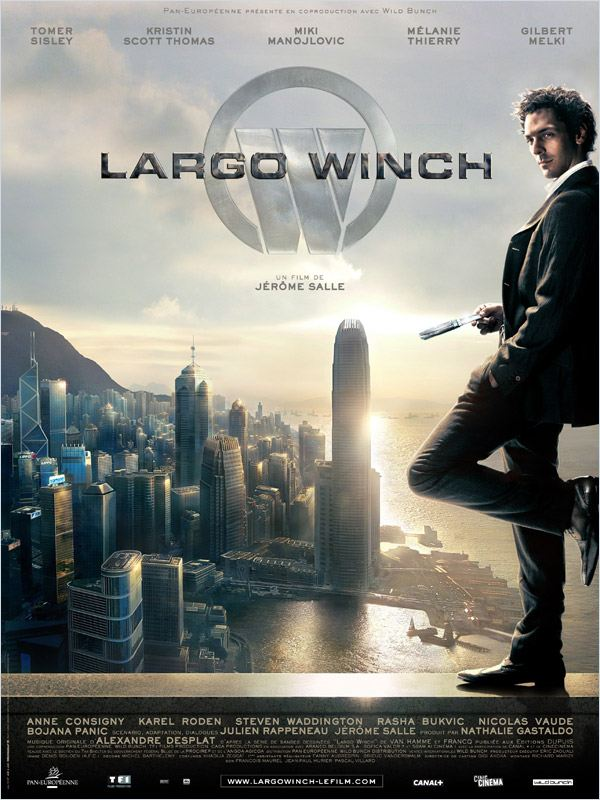 [MULTI] Largo Winch [DVDRip]