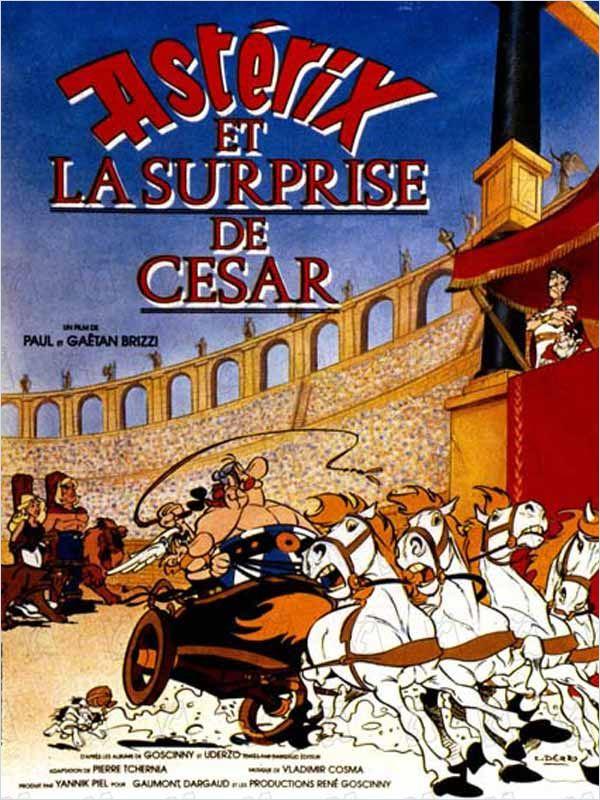 Astérix et la surprise de César (UD)
