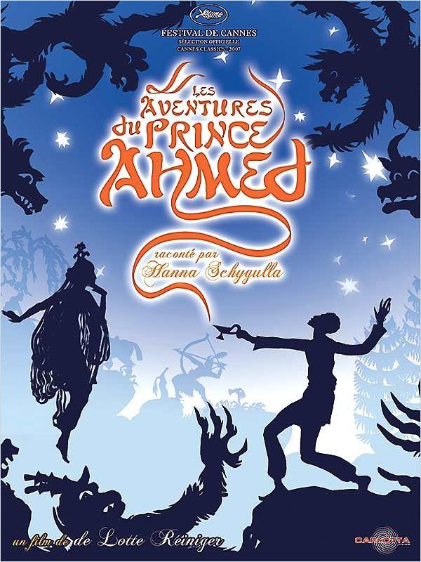 [US] [FS] Les Aventures du prince Ahmed [DVDRiP-FR]