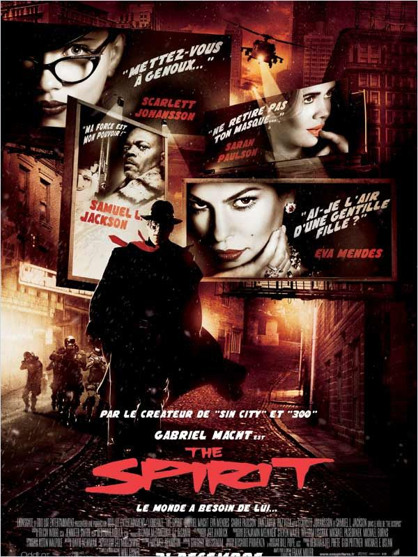 [Multi] The Spirit [DVDRiP][TrueFrench]