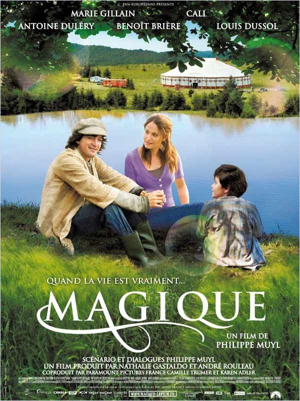[UD] [DVDRiP] Magique [ReUp 06/08/2011]