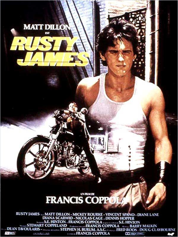 [Multi] Rusty James [DVDRiP]