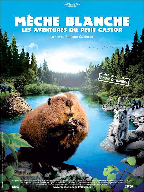 [UD] M�che Blanche, les aventures du petit castor [DVDRIP]