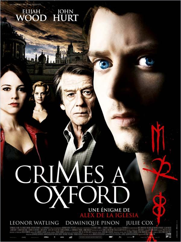 [Multi] Crimes ? Oxford [DVDRiP]