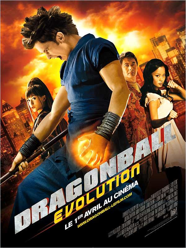 Dragonball Evolution  | Multi | DVDRiP | FRENCH |