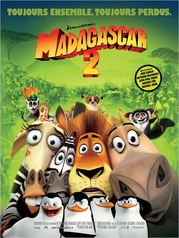 Madagascar 2 | FileServe | DVDRiP