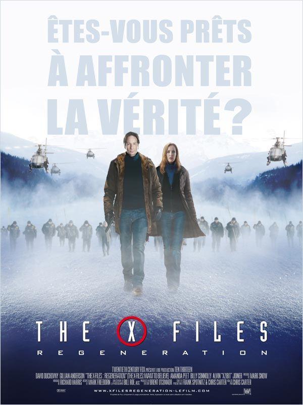 [FS]X Files - Régénération [DVDRiP-FR]