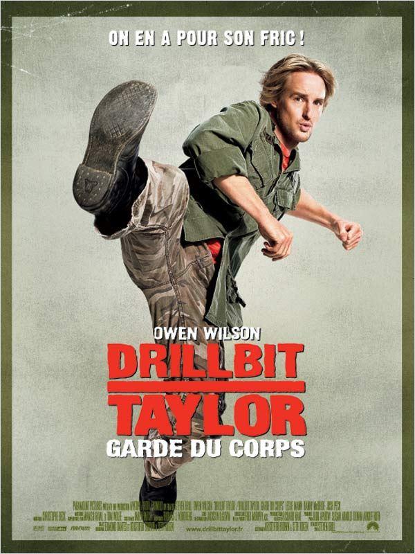Drillbit Taylor Garde du corps
