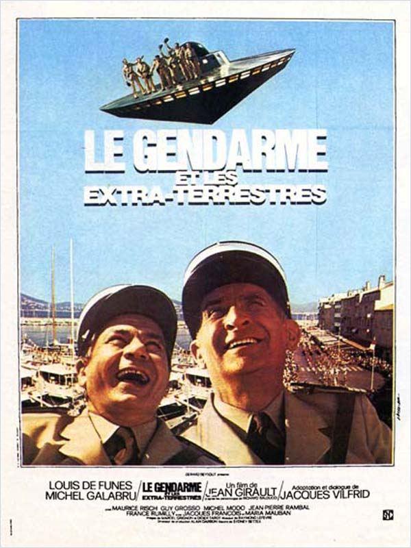 [DF] [DVDRiP] Le Gendarme et les extraterrestres [ReUp 26/04/2011]