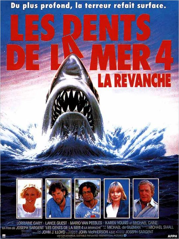 [MULTI] [DVDRiP] Les Dents de la mer 4 :  La Revanche