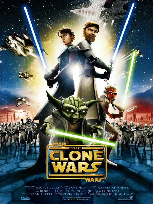 Star Wars: The Clone Wars [DVDRIP] [FRENCH] [FS]