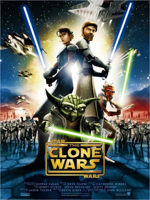 Star Wars: The Clone Wars [DVDRIP] [FRENCH] [FS]
