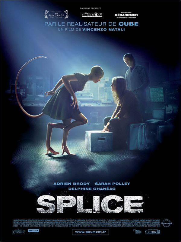 [MULTI] Splice |TRUEFRENCH| [DVDRip]