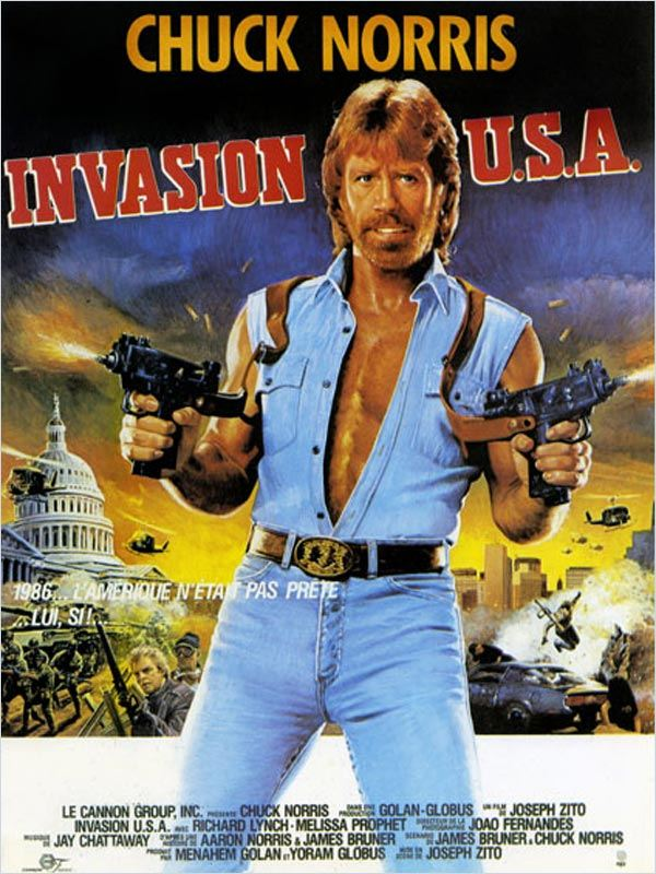 Invasion U.S.A. en streaming