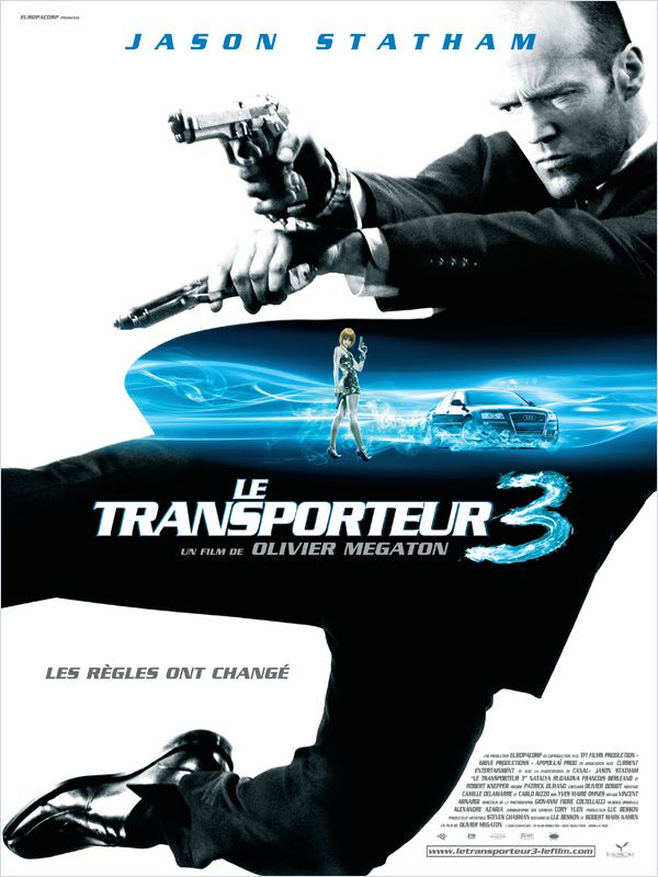 Le Transporteur III | Multi | DVDRiP | FRENCH |