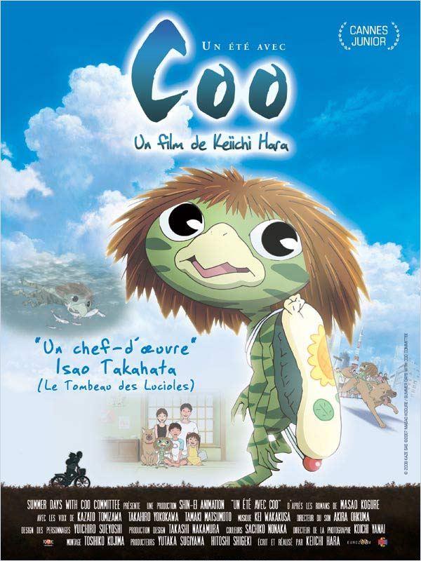 [FS] Un Eté Avec Coo [DVDRiP-FR]