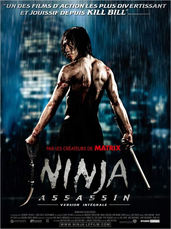 [MU] [DVDRiP] Ninja Assassin [VOSTFR]+Sample
