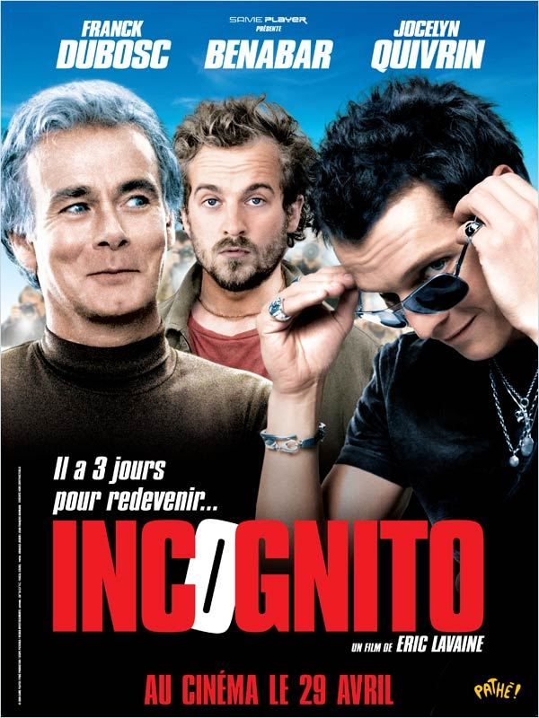 Incognito [DVDRIP] [FRENCH] [FS]