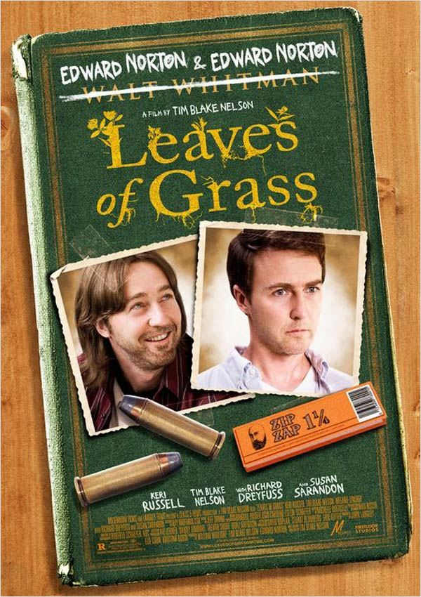 [MULTI] [DVDRiP] Leaves of Grass [ReUp 30/09/2011]
