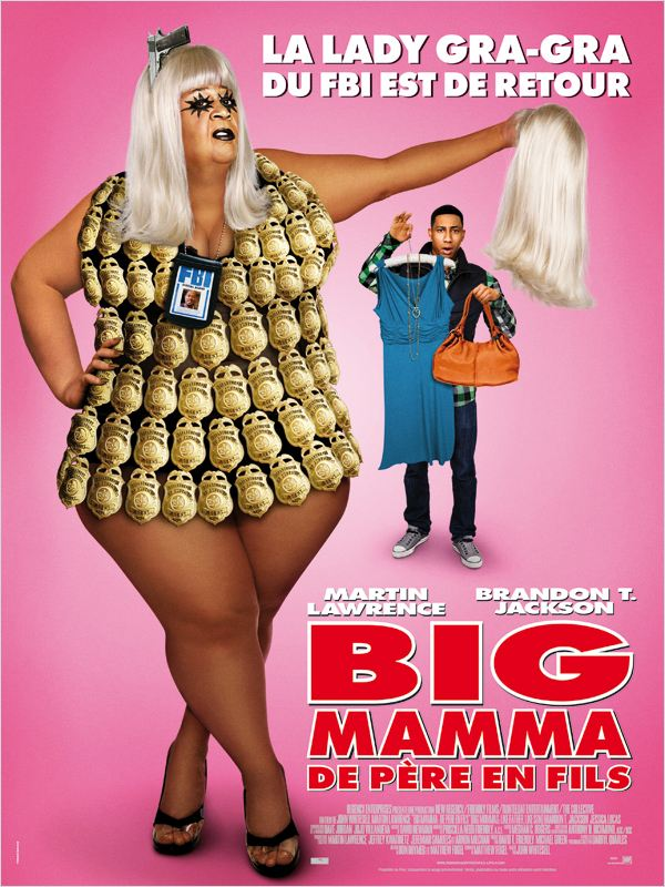 Big Mamma : De P�re en Fils | Megaupload | DVDRiP | 2011