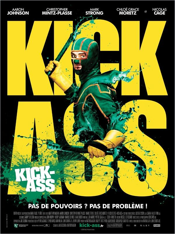 [DVDRiP] Kick-Ass TRUEFRENCH [2CD][Exclue][FS]