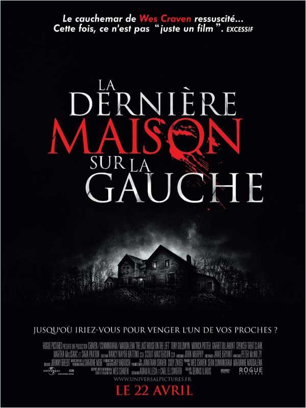 [MULTI] [DVDRiP] La Derni�re maison sur la gauche [ReUp 01/10/2011]