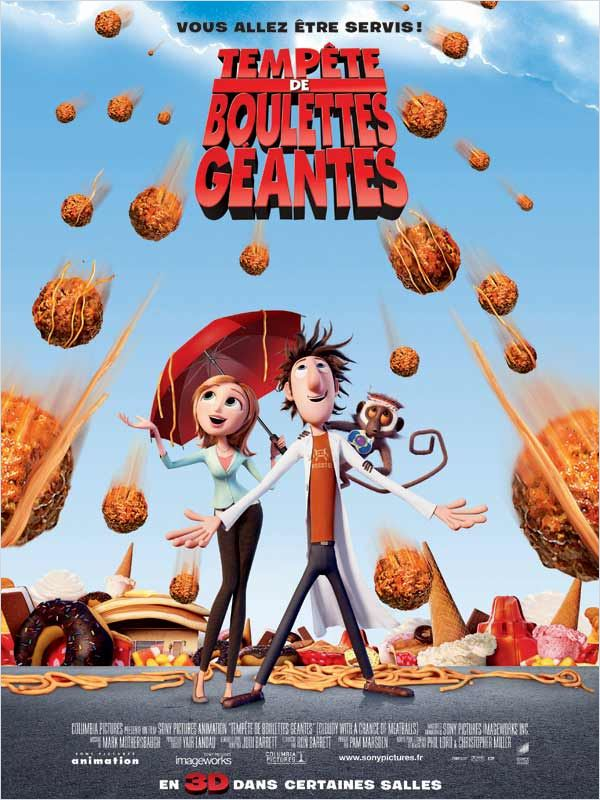 [MULTI] Temp&amp;#234;te de boulettes g&amp;#233;antes |TRUFRENCH| [DVDRip]
