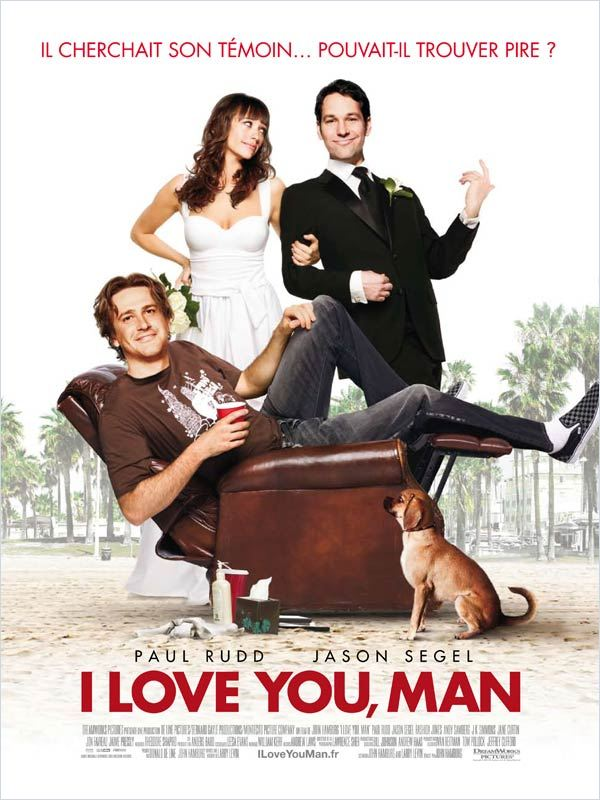 [MULTI] I Love You, Man |TRUFRENCH| [DVDRip]