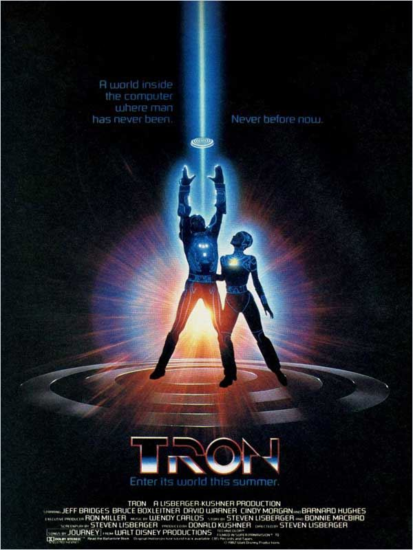 Regarder le film Tron en streaming VF