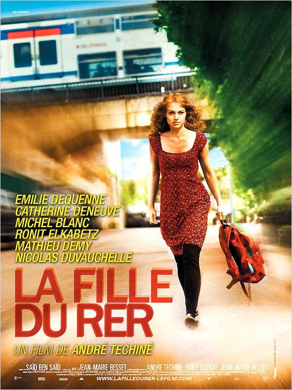 La Fille du RER [DVDRIP|FR] [AC3] [FS]