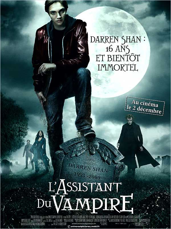 [MULTI] [DVDRiP] L&#039;Assistant du vampire [ReUp 30/09/2011]