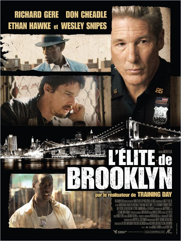 [Multi] L'Elite de Brooklyn [DVDSCR]
