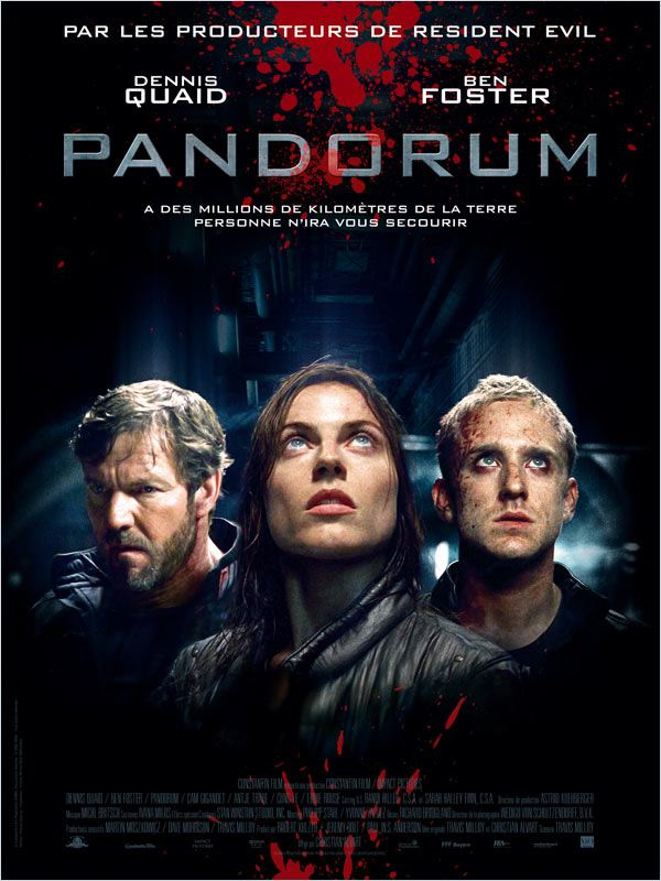 [MULTI] Pandorum [DVD-R] [PAL]