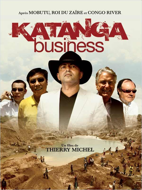 [MULTI] Katanga Business [DVDRip]