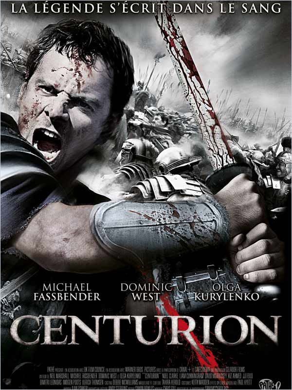 film streaming Centurion