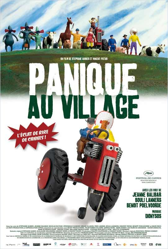 Panique Au Village FRENCH DVDRip XviD UNSKiLLED avi preview 0