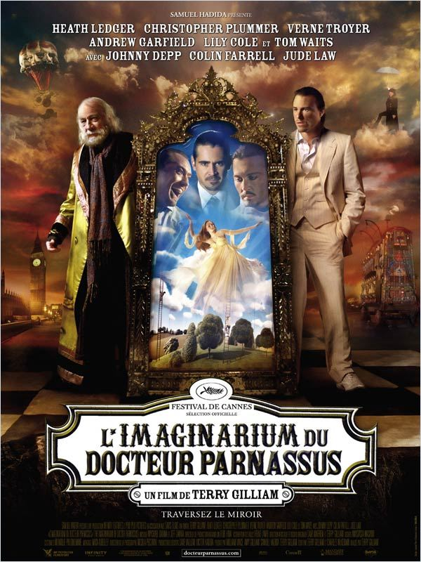 [UD]   L'Imaginarium du Docteur Parnassus     [DVDRIP]