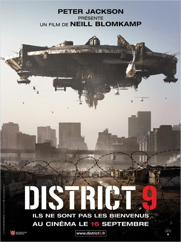 [DF] [DVDRiP] District 9