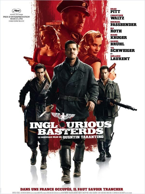 Inglourious Basterds | Multi | DVDRiP | ReUp 30/06/2011