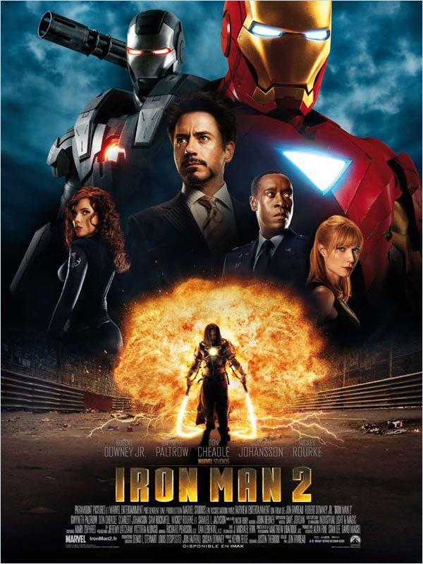 [MULTI] [DVDRiP] Iron Man 2 [ReUp 31/10/2010]