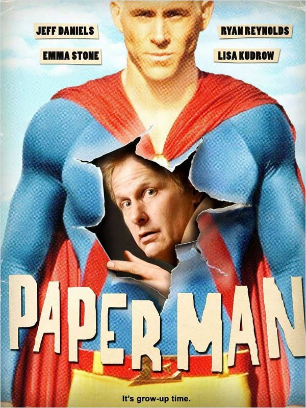 Paper Man [DVDRIP|VOSTFR] [FS-US]