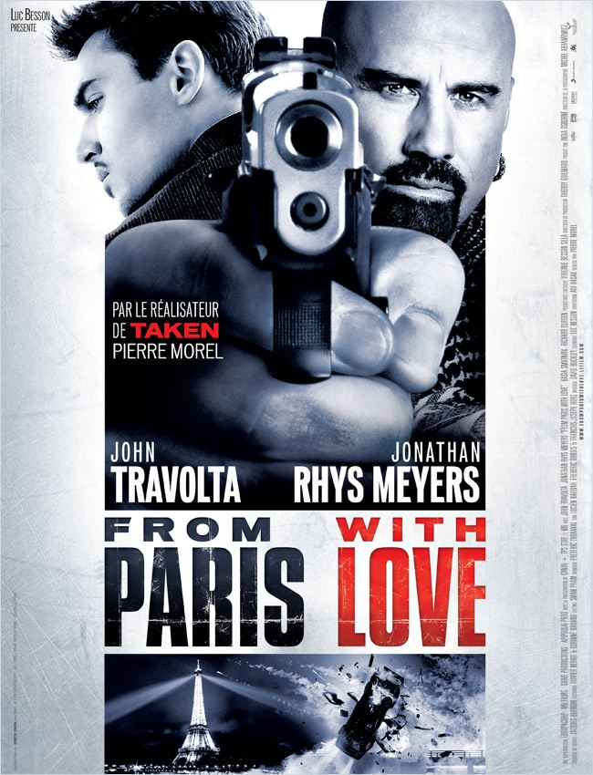 [MULTI] From Paris With Love [DVDRip] (Repack)