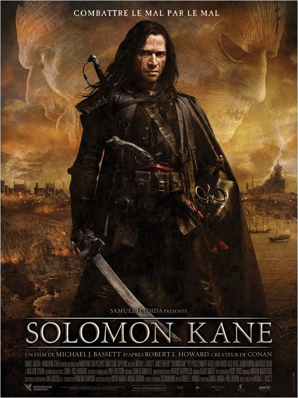 Solomon Kane en streaming